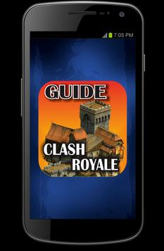 Top Clash Royale Guide poster