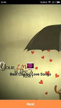 Best Classic Love Songs poster