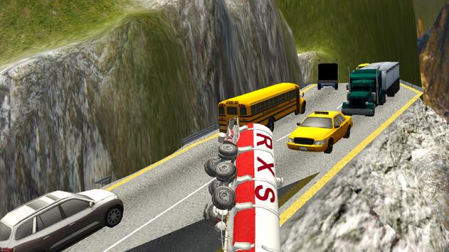 Truck Simulation Drive 3D poster