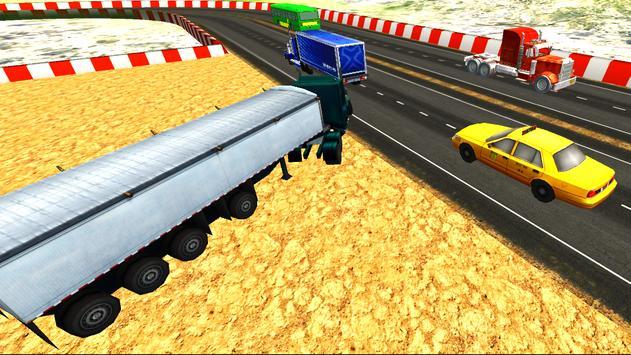 Truck Simulation Drive 3D apk screenshot