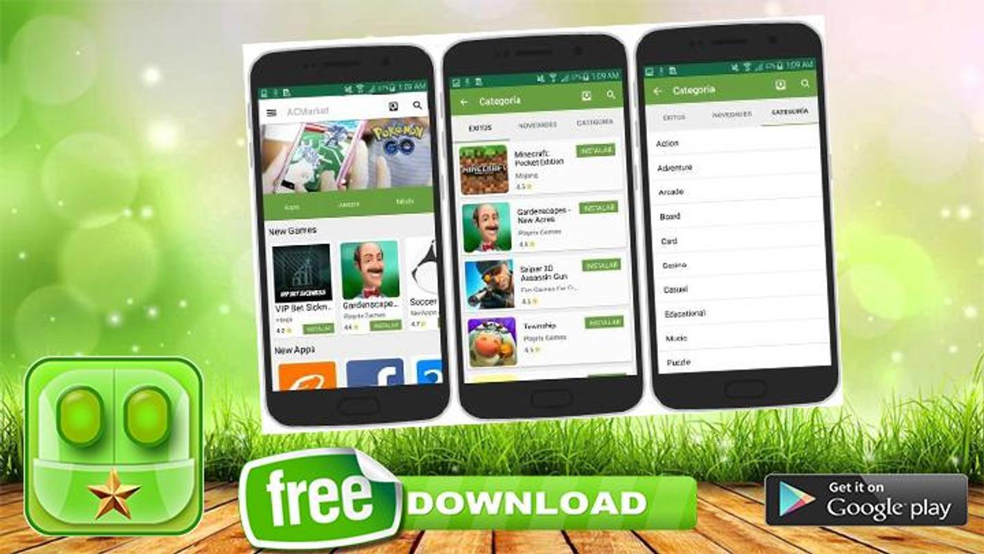Ac market apkpure free download | Ac Market Apkpure Download  2019-06-24