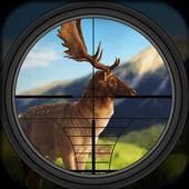 Big Deer Hunter 2017 - Jungle Sniper Hunting icon