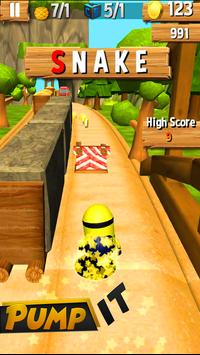 Banana Mboy Rush screenshot 1
