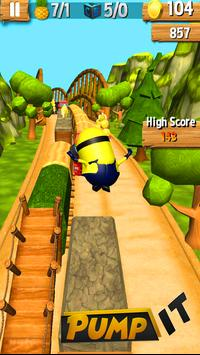 Banana Mboy Rush screenshot 2