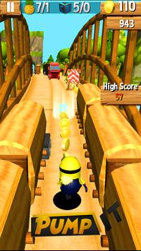 Banana Mboy Rush screenshot 3