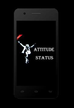 Attitude Status poster