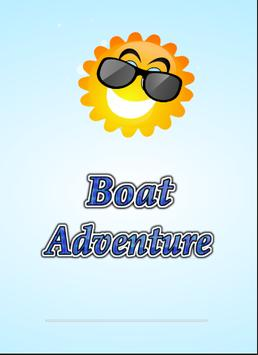 Boat Adventure poster