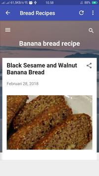 Best Bread Recipe screenshot 1