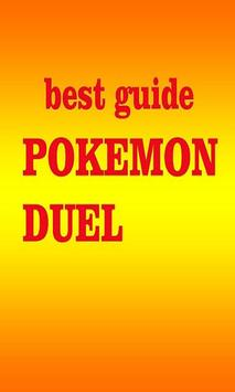 Guide of Pokemon Duel apk screenshot