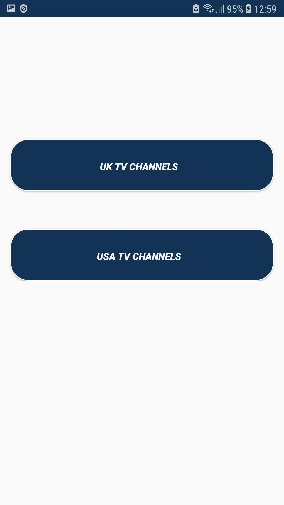 English IPTV USA TV Live for Android - APK Download