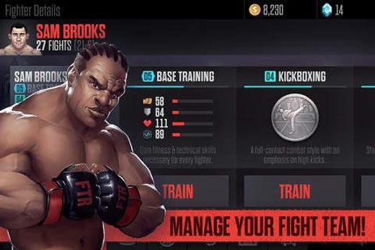 Ultimate Fighting Championship apk screenshot