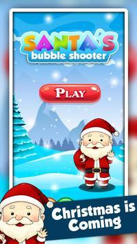 Santa's Bubble Shooter poster