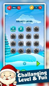 Santa's Bubble Shooter screenshot 1