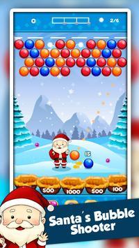 Santa's Bubble Shooter screenshot 2
