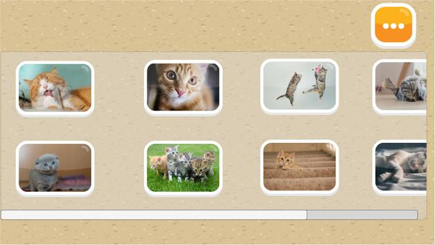 Best Free Puzzles for Kids: Cats! poster