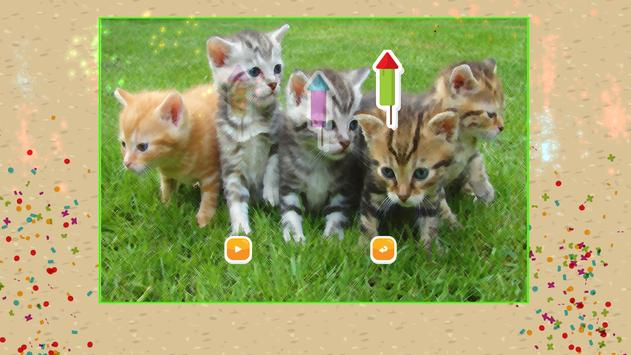 Best Free Puzzles for Kids: Cats! screenshot 5