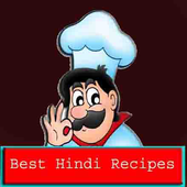 Best Hindi Recipes icon