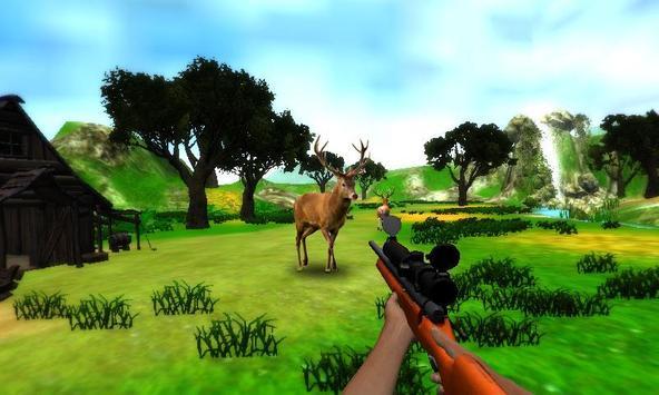 Hunting 2017 : Deer Hunting apk screenshot