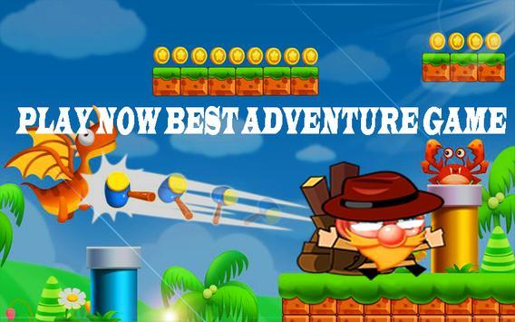 Super Jabber Adventure Games poster