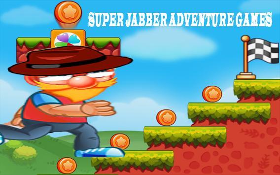 Super Jabber Adventure Games screenshot 2