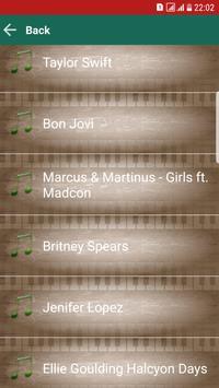 Best Songs MP3 captura de pantalla 1
