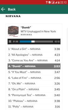 Best Songs MP3 captura de pantalla 6