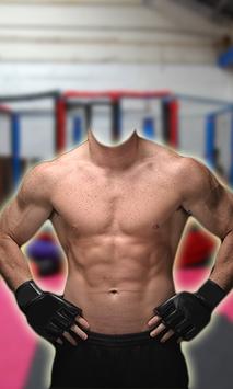 MMA Face Change Photo Maker screenshot 7