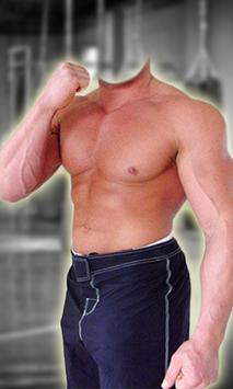 MMA Face Change Photo Maker screenshot 9