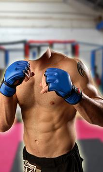 MMA Face Change Photo Maker screenshot 12