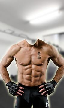 MMA Face Change Photo Maker screenshot 17