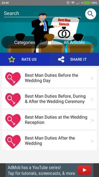 best man speech for android apk download