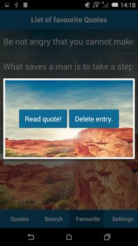Wise Quotes apk screenshot