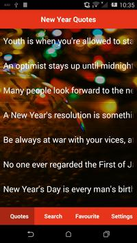 New Year Love Quotes poster