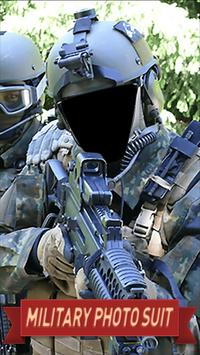 Military Suit poster