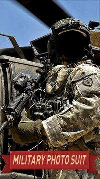 Military Suit screenshot 1