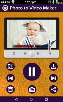 Photo Video Music Maker apk screenshot