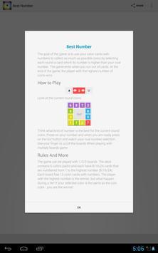 Best Number - Addicting games screenshot 10