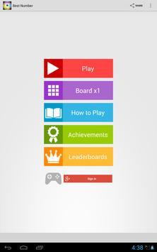 Best Number - Addicting games screenshot 5