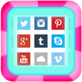 best social media icon