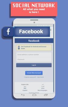 best social media apk screenshot