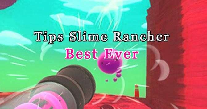 Pro Slime Rancher Best Tips poster