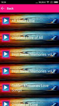 Best Sweet Memories Love Songs screenshot 1