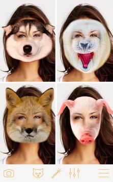 Animal Face Changer apk screenshot