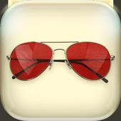 Glasses Photo Editor icon