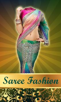 Women Saree Photo Montage screenshot 11