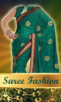 Women Saree Photo Montage screenshot 15