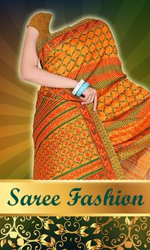 Women Saree Photo Montage screenshot 4