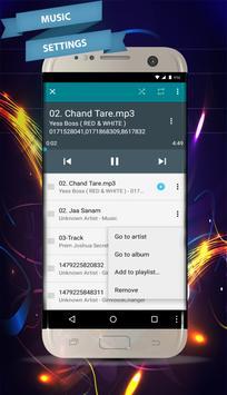 Anti Blue Wheal Music Player apk screenshot