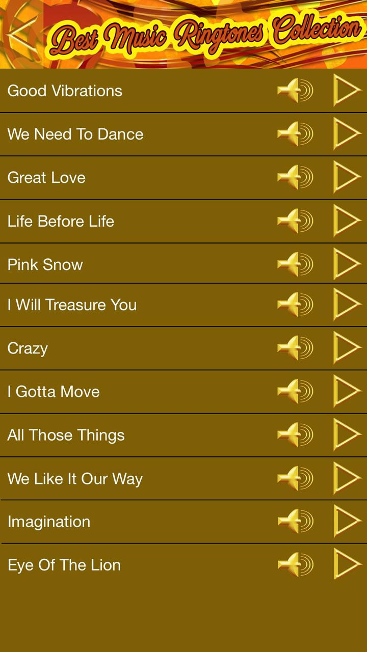 Music Ringtones All Genres for Android - APK Download