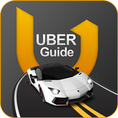 Best uber Guide:Offline uber Taxi Driver Guide icon